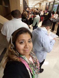 Conference Interpreter - At Work!
