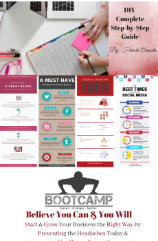 DIY Step-by-Step Guide Entrepreneur BootCamp