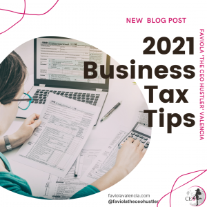 BIZ TAXES AND YOU