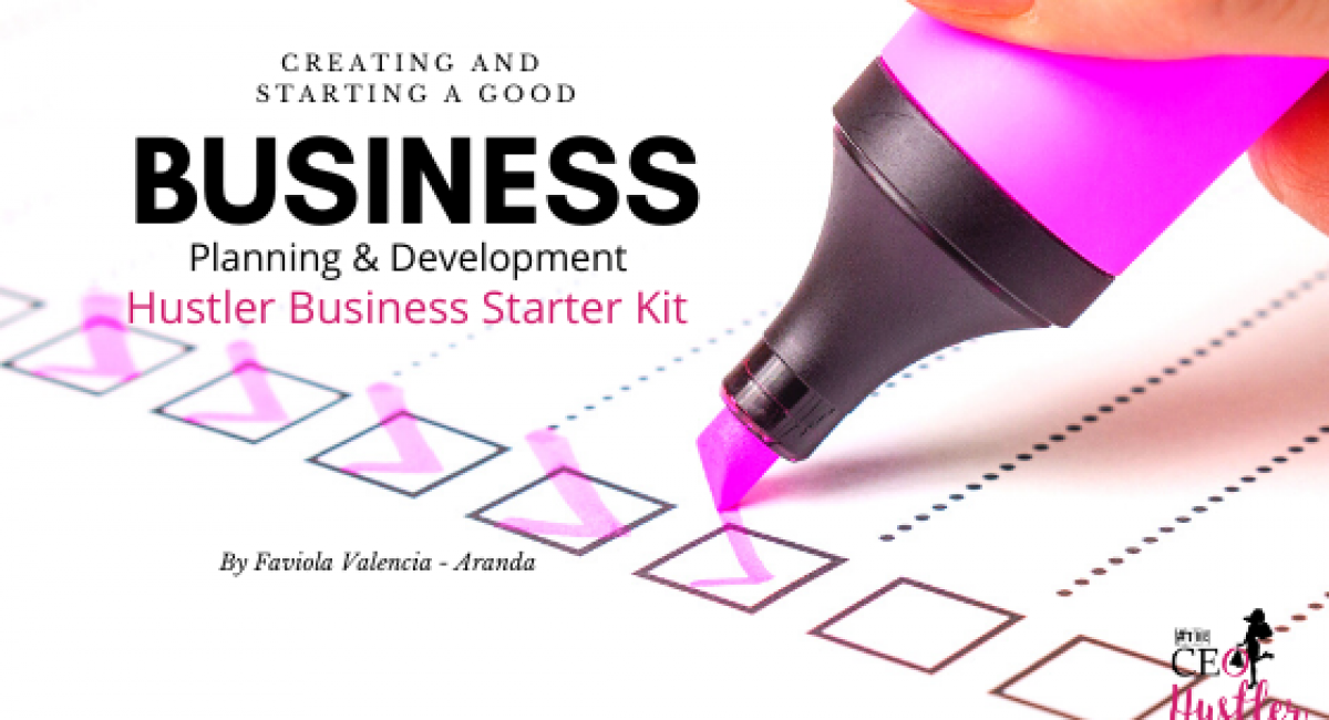 Hustler Business Kit